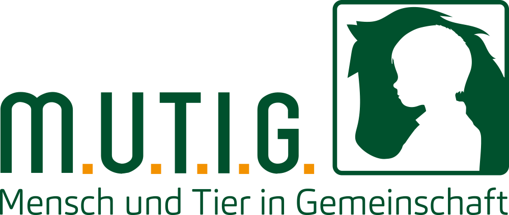 Logo M.U.T.I.G. Mensch und Tier in Gemeinschaft