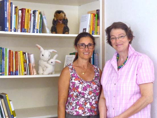 Gut Eschenlohmuehle Dr. Carola Otterstedt Tierbibliothek